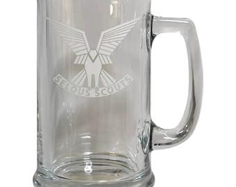 Selous Scouts Beer Mug - FREE SHIPPING