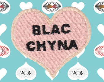 I Heart Blac Chyna Patch (Free Shipping)