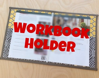 Workbook Holder