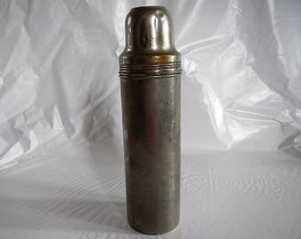RARE Vintage Landers Frary Clark Universal Thermos  - metal - pat. June 15, 1915 - industrial, large thermos, New Britain, Conn., U.S.A.
