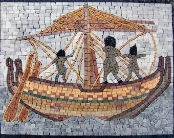 Ship Mosaic Customization