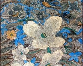 The Jasmine Lake Mosaic Artwork
