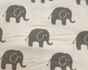 Elephant Flannel from AE Nathan