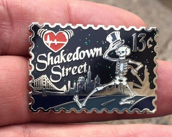 Shakedown Street / Silver LE-50