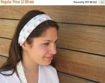 Cute and compty  hairband,headband, tichel accesory,two options to tie headband