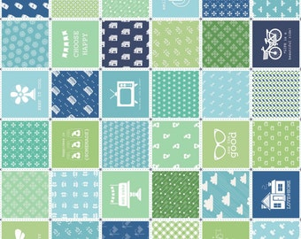 NEW - Modern Minis Main from Riley Blake Designs by Lori Holt