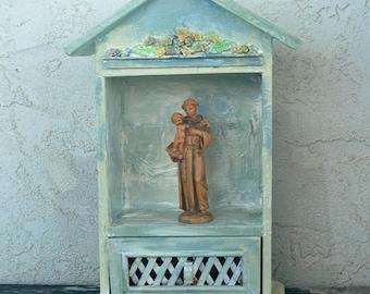 St Anthony Shrine Nicho Altar