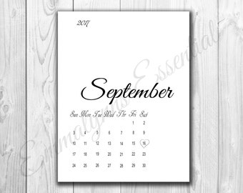 20% code: Printable Custom Calendar Announcement- Pregnancy Announcement, baby announcement, keepsake, girl, boy, neutral, nursery de