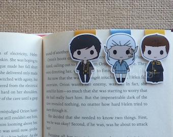 Magnetic Bookmarks • The Assassins Companions