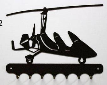 Hangs key pattern metal: autogyro MTO