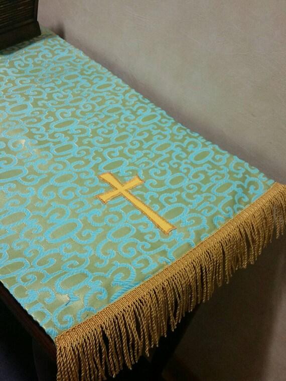 Table Runner Altar Cloth Church Decor Church Linen