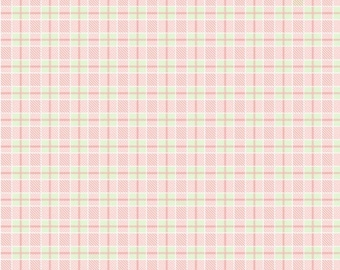 Peaceful Garden Checkered Fabric Henry Glass-8694