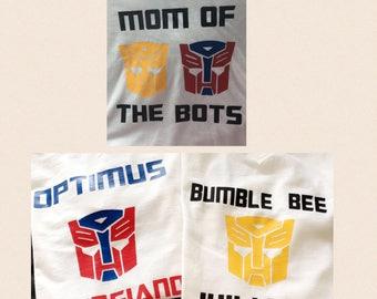 Transformer Shirts