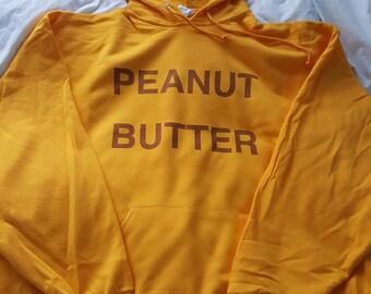 Peanut Butter Hoodie