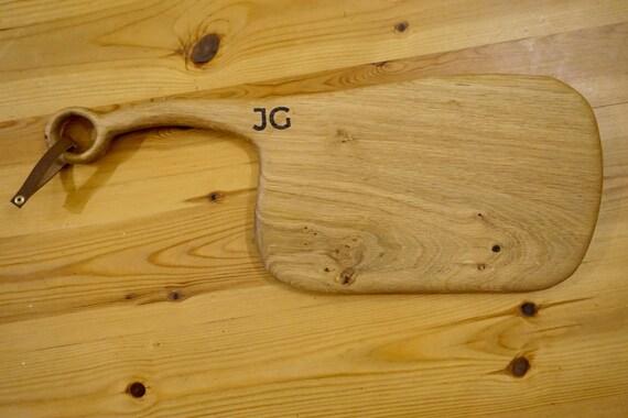 Oak Serving Board 3