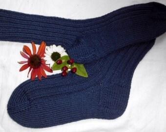 Men's socks size 44 / 45 - the classic/winter socks