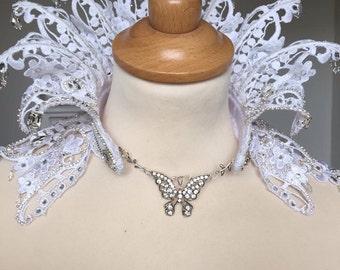 Wedding Fairy Queen Collar