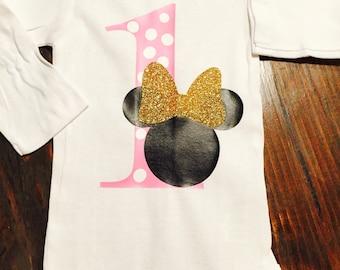 Minnie Mouse 1st Birthday | Girls First Birthday