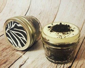 Single Serving Cake in a Jar