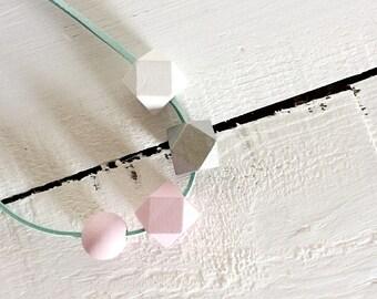 Necklace Nature Mint