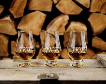Wedding Glencairn Personalized Glass