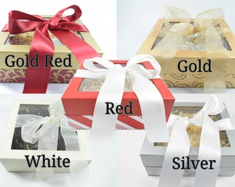 Gift Box Add-On | Gift Boxes With Lids AddOn Only
