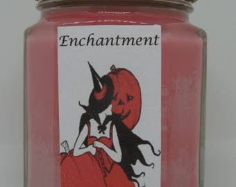 Enchantment - Soy Wax Candle
