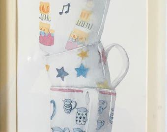 Mug Pile