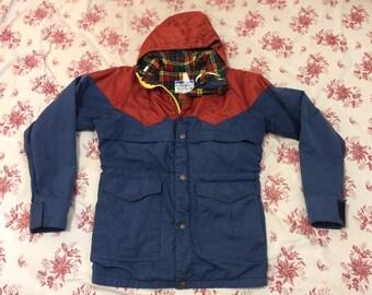 Vintage Powderhorn Mountaineering Light Ski Jacket