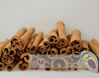 Naturally Scented 8cm Cinnamon sticks