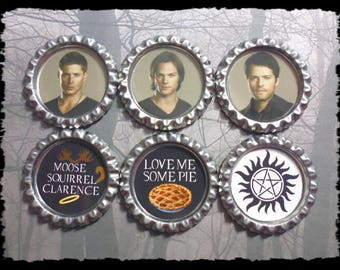 Supernatural Magnets