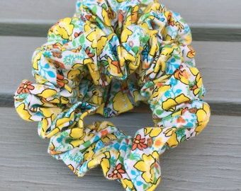 Field of Flowers Scrunchie