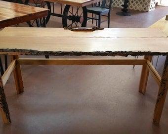 Water Harvested Bald Cypress Custom Desk
