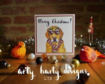 Figgy Pudding - Christmas Card