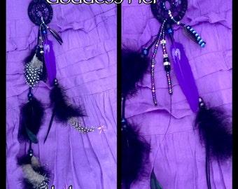Soul whisper Necklace - Norse goddess Hel