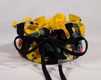 Pokemon Dice/Jewelry Bag - Ready to Ship!