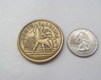 South Carolina Medallion