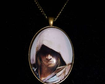 Assassin's Creed Edward Kenway Pendant