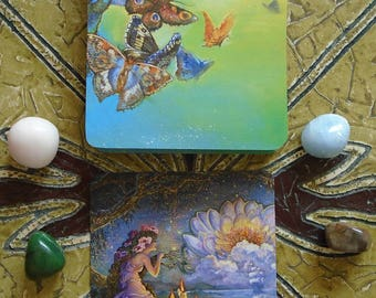 1 Card Nature Reading