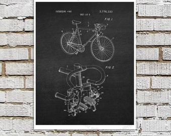 Cycling Art print #4 black and White Wall Art, Biking art, Bicycle decor, Gift for bicyclist, biking gift, urban decor, dorm room decor