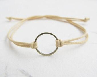 Infinity bracelet, karma bracelet