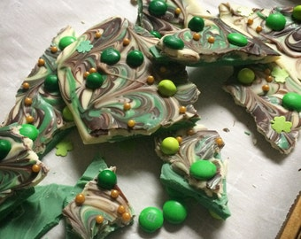 St.Patrick's Day Bark