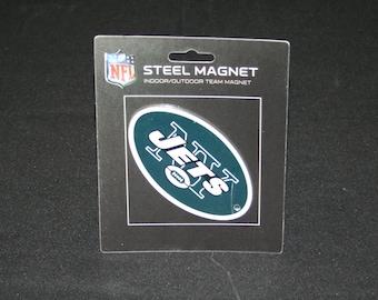 NFL New York Jets Steel Magnet