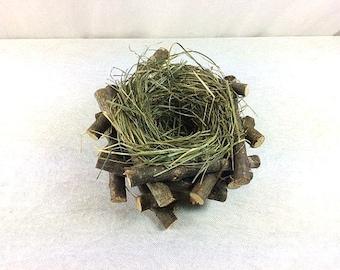 Birds Nest Birdsnest 6.75 Inches Scrapbooking Embellishments Wreaths Craft Supplies