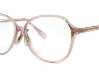 Silhouette Eyeglass Frames Made in Austria, Retro 1970s Chic, Vintage Designer Eyewear
