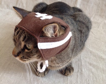 Football Hat for Cats