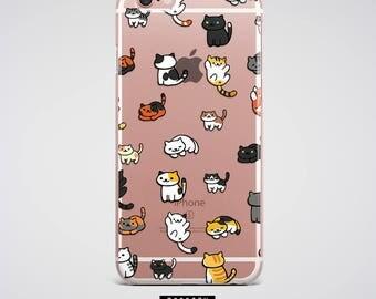 tumble cat phone case iphone 6 plus
