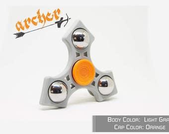 Archer Big Ball - Hand Tri Spinner Fidget Toy - Ceramic Bearing - EDC **FAST SHIPPING!**