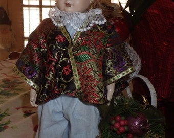 Artist Made A. Thullier French Fashion Doll