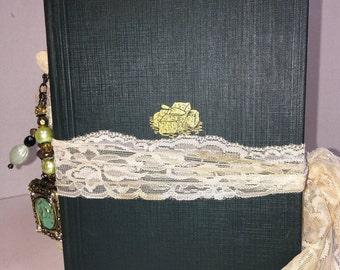 Vintage Altered Book Journal